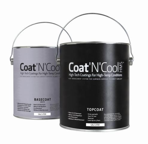 Coat 'N' Cool products earn Energy Star rating