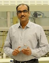 Dr. Vijay Mannari, picture above, and a group of students and other researchers are developing sustainable polymers and coatings that use renewable sources.