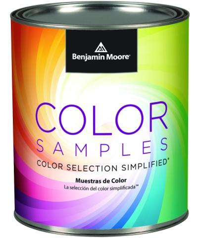 Benjamin Moore's Fresh Start Primer and Color Samples have new look