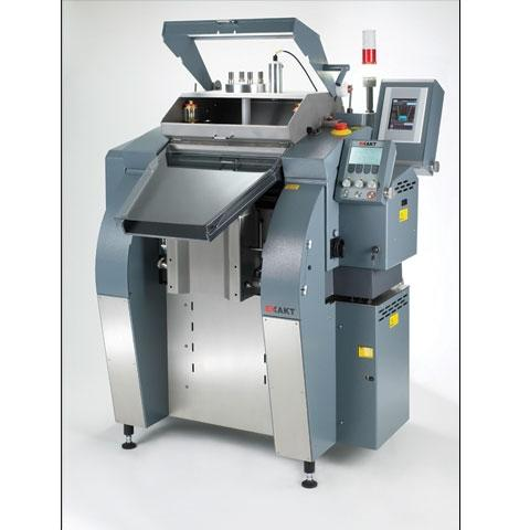 "Exakt Technologies ""E"" Series Three Roll Mills"