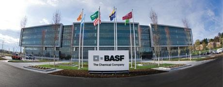 BASF Opens New U.S. Headquarters