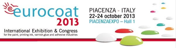 Eurocoat 2013 International Exhibition and Congress