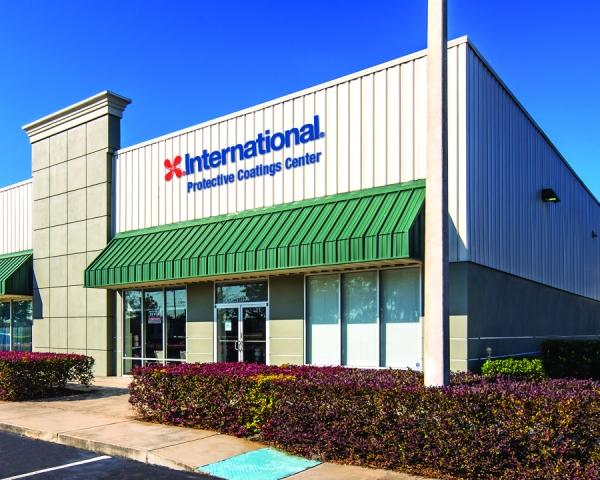 International Paint opens Protective Coatings Centers.