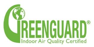 Greengaurd Indoor Air Quality Certified