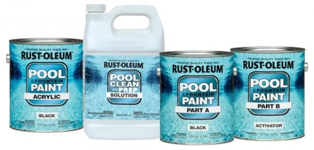 Pool Paint Product Line