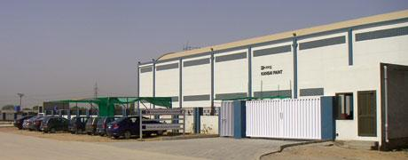 Kansai Paint Expands in Middle East