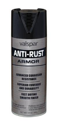 Valspar introduces Anti-Rust Armor