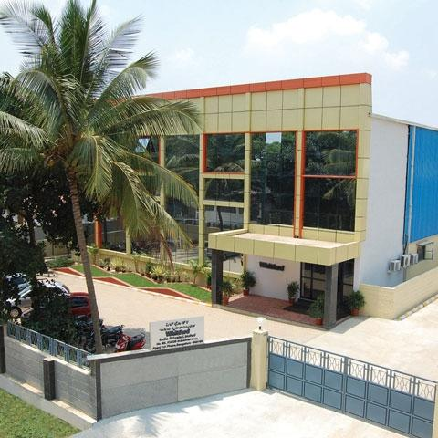 Whitford's new facility is located in Bangalore, India.