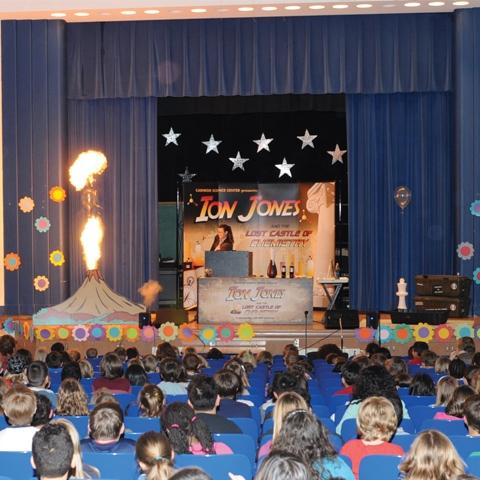 PPG sponsors Pittsburgh science shows at 12 schools in Metro Detroit