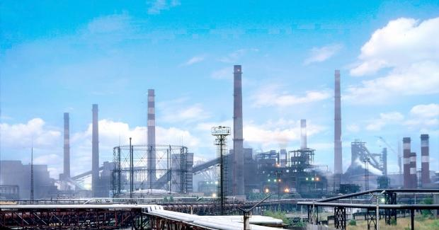 The headquarter of the steel producer NLMK is located in the Russian city of Lipetsk. NLMK has been a strategic partner of BASF Coatings for more than 20 years. (Photo: NLMK)