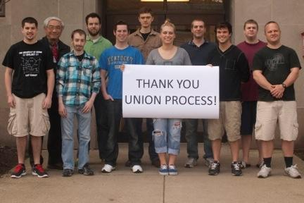 Union Process Hosts University of Akron Class to Provide Overview of Fine Grinding of Metals