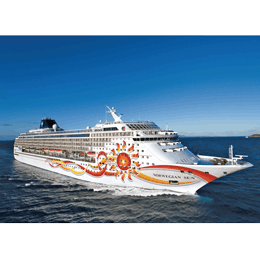 Reduced environmental impact and costs for Norwegian Cruise Line