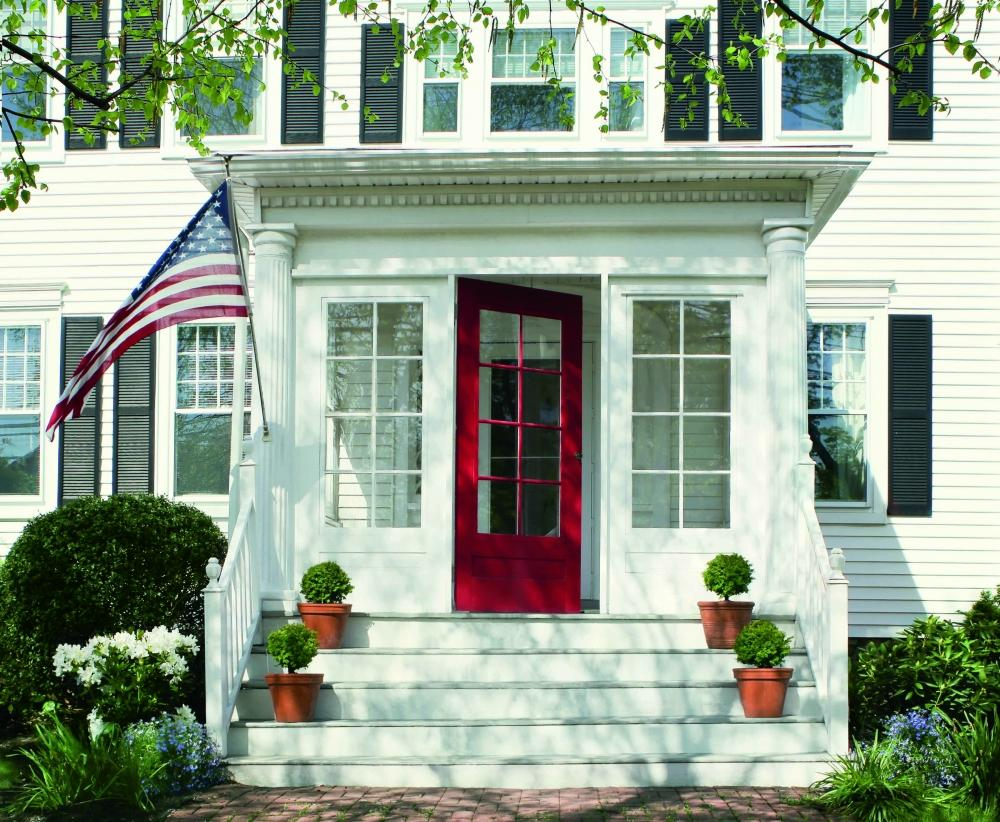 Benjamin Moore's REVIVE Restores Vinyl Siding