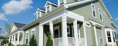 Self Cross-Linking Resin Coatings Offer Siding Manufacturers An Edge