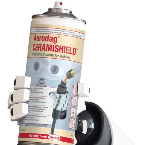 Henkel rolls out ceramic dry film coating