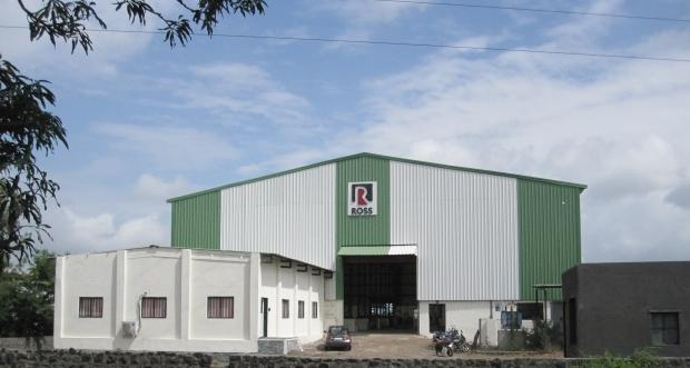 Ross moves into new plant in India